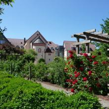 Mutterhaus-Garten