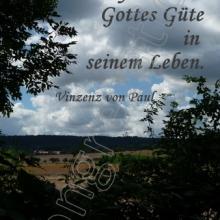 Nr. 436  / Motiv: Blick von Steinberg auf Neuhof und Marienrode