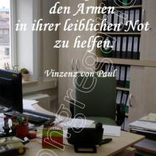 Nr. 456 / Motiv: Büro im Mutterhaus