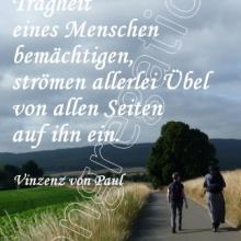 Nr. 493 / Motiv: Wanderung in der Umgebung von Hildesheim
