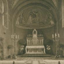 Mutterhaus: Kapelle (um 1930)