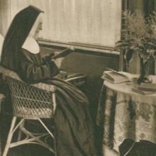 Schwester im Mutterhaus (um 1930)