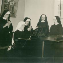 Schwestern muszieren (1967)