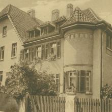 St. Stephanusstift in Dinklar (etwa 1935)