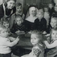 Kindergarten (um 1955)